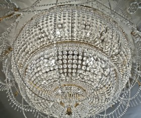 All kinds of chandeliers Stock Photo 04