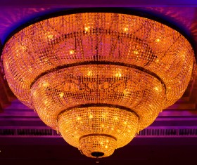 All kinds of chandeliers Stock Photo 10