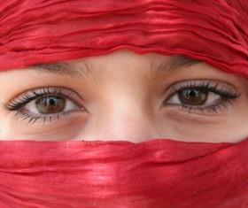 Arab hijab Stock Photo 04