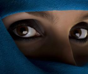 Arab hijab Stock Photo 08