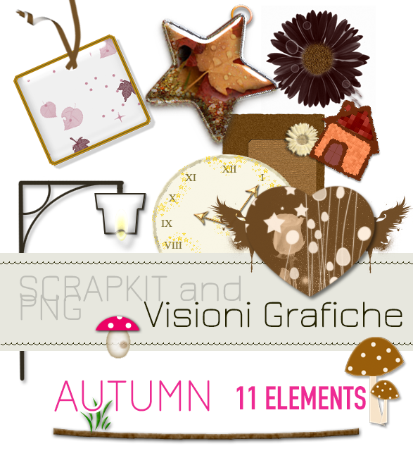 Autumn photoshop brushes