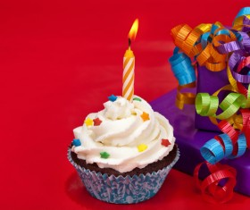 Birthday Cake Stock Photo 01