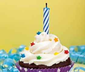 Birthday Cake Stock Photo 02