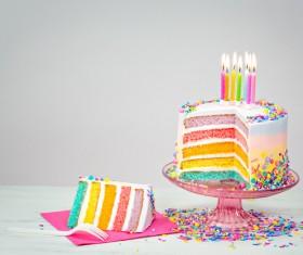 Birthday Cake Stock Photo 07