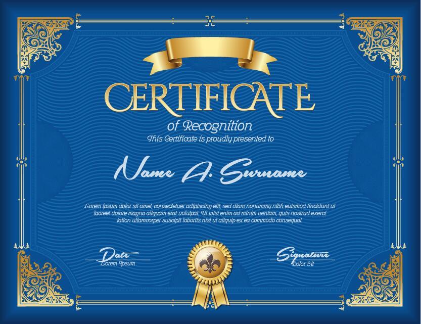 certificate template renewal period - jubilee certificate templates gallery certificate design