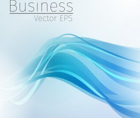 Business background with abstract vector