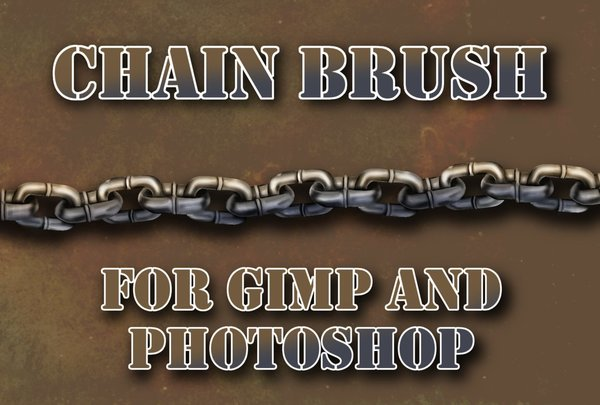 Chain Photoshop Brush free download