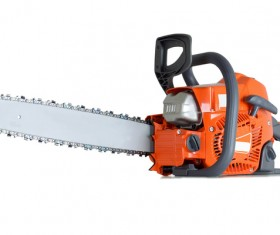 Electric saw Stock Photo 02