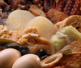 Exotic delicious seafood Stock Photo 11