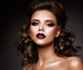 Fashion Beauties model Stock Photo 01