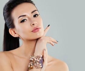 Fashion Beauties model Stock Photo 04