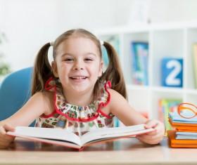 Lovely pre-school children Stock Photo 02