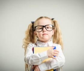 Lovely pre-school children Stock Photo 03