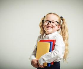 Lovely pre-school children Stock Photo 04