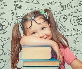 Lovely pre-school children Stock Photo 05