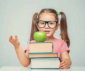 Lovely pre-school children Stock Photo 06