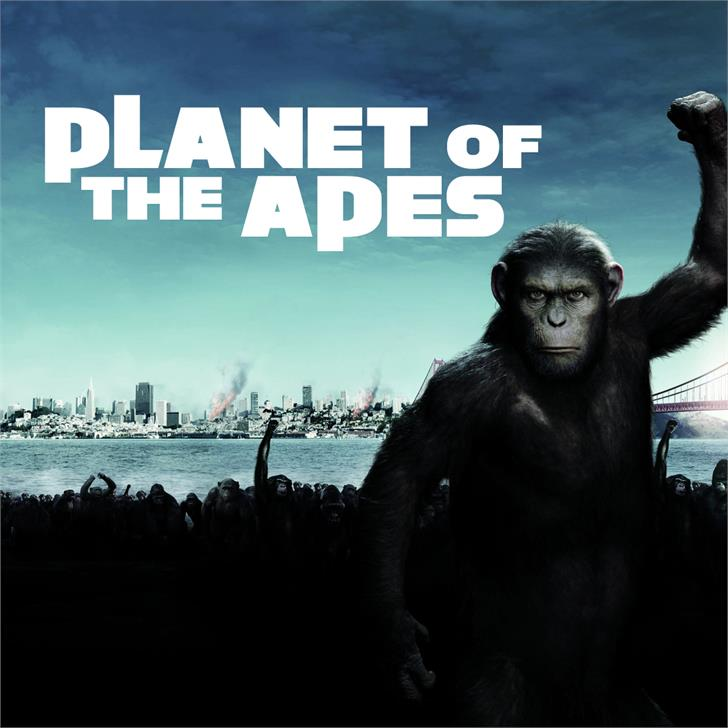 Planet of the Apes free font