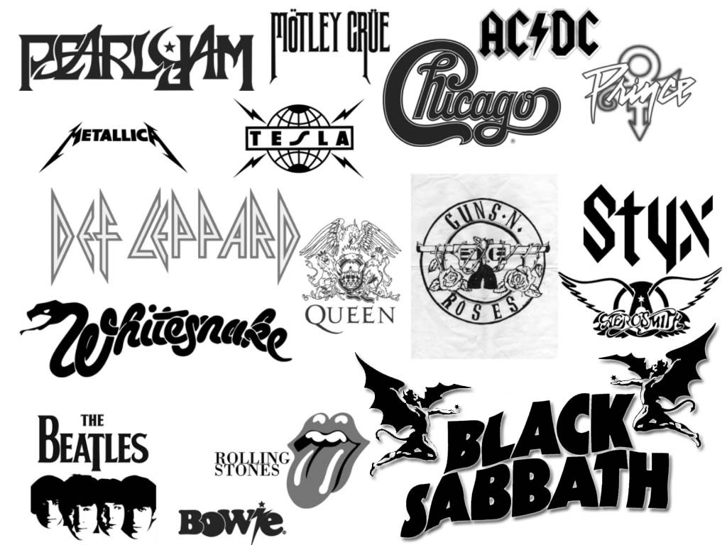 how to make a band logo in photoshop