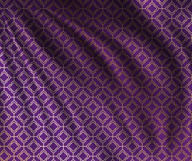 Silk fabric pattern design vector 08