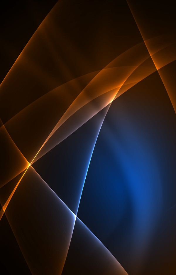 brown with blue light abstract background vector 02