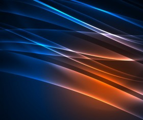 brown with blue light abstract background vector 03