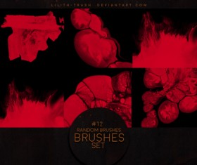 Abstract Elements PS Brushes