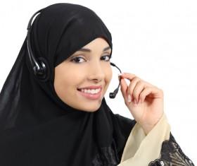 Arab woman Stock Photo 01