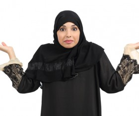 Arab woman Stock Photo 02