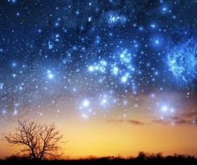 Beautiful bright sky Stock Photo 18