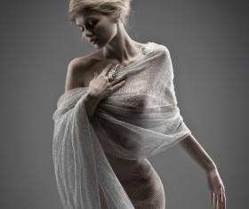 Beautiful woman art photo Stock Photo 07