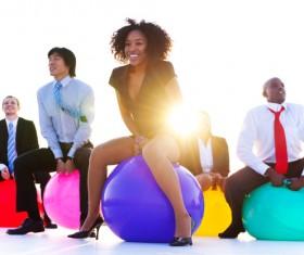 Business Teamwork Stock Photo 05