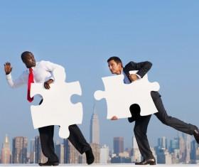 Business Teamwork Stock Photo 06