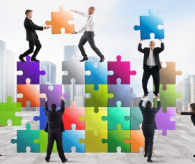 Business Teamwork Stock Photo 14