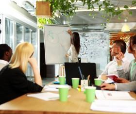 Business training Stock Photo 12