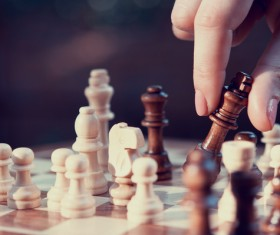 Chess Stock Photo 01