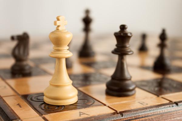 Chess Stock Photo 07