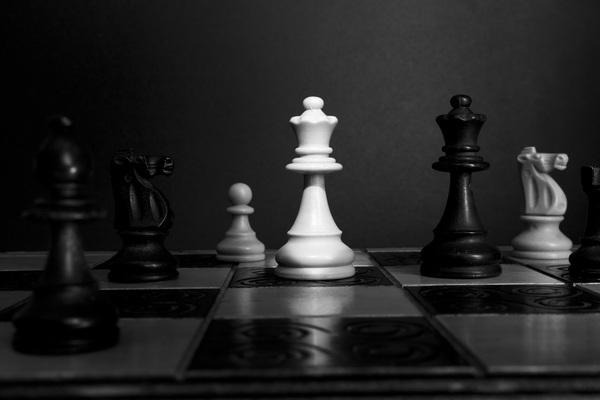 Chess Stock Photo 09