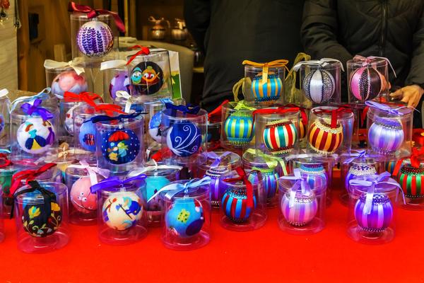 Christmas toys Stock Photo 03