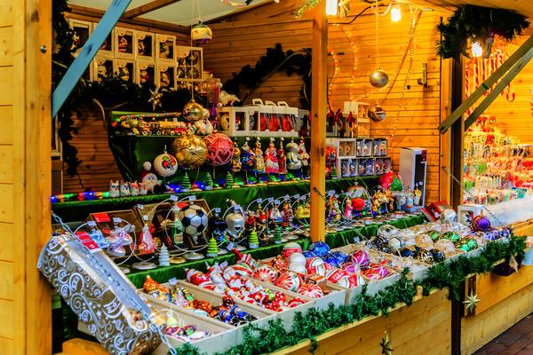 Christmas toys Stock Photo 04