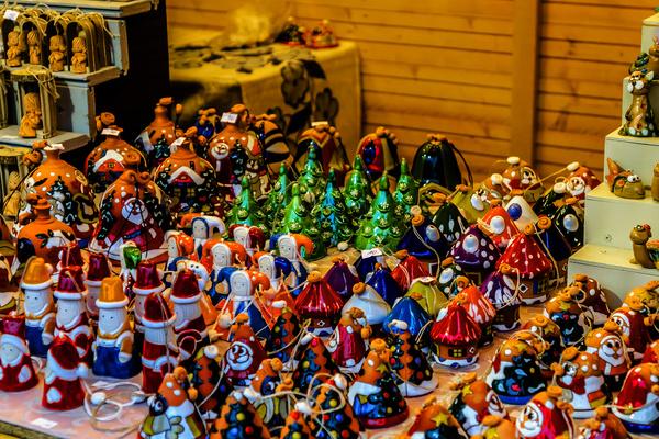 Christmas toys Stock Photo 05