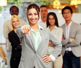 Colleagues photo Stock Photo