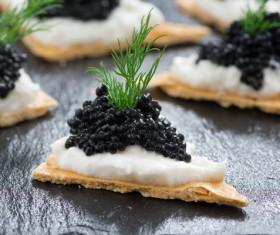Delicious caviar Stock Photo 03
