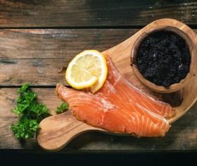 Delicious caviar Stock Photo 04