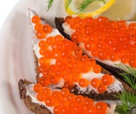 Delicious caviar Stock Photo 05
