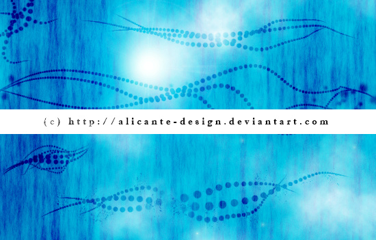 Dotted Lines Photoshop Brushes