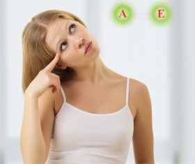 Girl Healthy Lifestyle Stock Photo 03