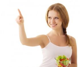 Girl Healthy Lifestyle Stock Photo 07