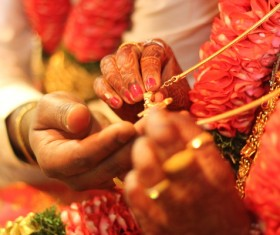 Indian wedding Stock Photo 01