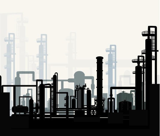 Industrial clipart illustration vector 05