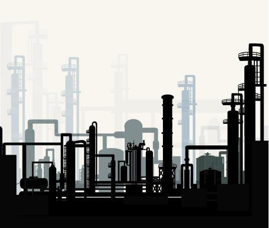 Industrial clipart illustration vector 05